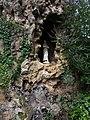 Saint-Cyr-au-Mont-d'Or - Ermitage du Mont Cindre - Jardin de prière, sculture 03.jpg