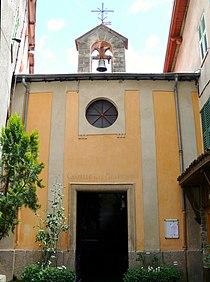 Saint-Martin-Vésubie - Chapelle de la Miséricorde -1.JPG