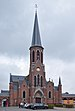 Saint-Pierre church in Liberchies, Pont-à-Celles, Belgium (DSCF7668).jpg