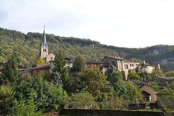Photo de la ville Saint-Sorlin-en-Bugey
