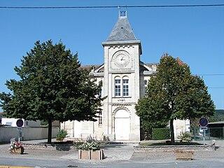 Saint-Antoine-de-Breuilh Commune in Nouvelle-Aquitaine, France