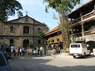 Las Piñas Church Church in Metro Manila, Philippines