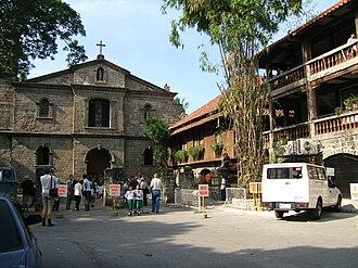 Las Piñas Church - Image: Saint Joseph Parish Church, Las Piñas