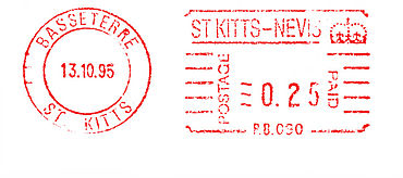 Saint Kitts and Nevis stamp type B1.jpg