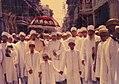 Saiyedna saheb procession in badri mohalla.jpg