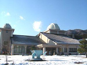 Saji Observatory - Image: Saji Astro Park
