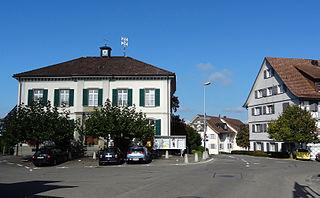 Salenstein Place in Thurgau, Switzerland