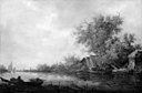 Salomon van Ruysdael - River Scenery - KMS1527 - Statens Museum for Kunst.jpg