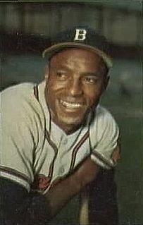 Sam Jethroe American baseball player
