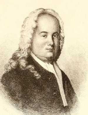 Samuel Carpenter - Image: Samuel Carpenter 1649 1714