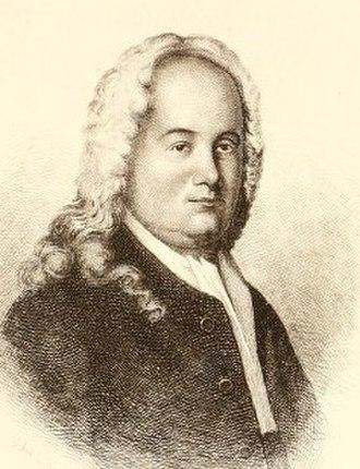 Pennsylvania Treasurer - Image: Samuel Carpenter 1649 1714
