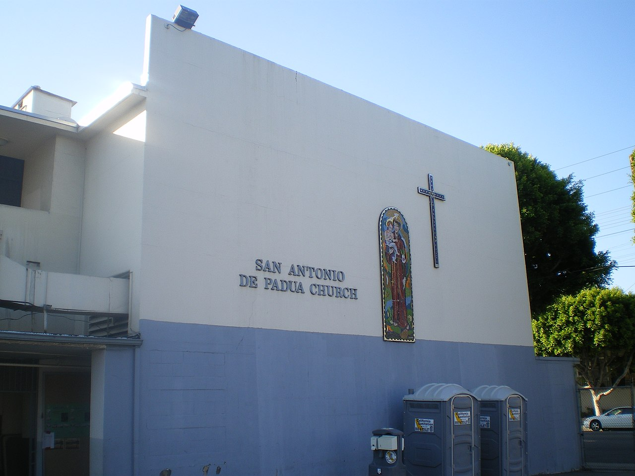 File San Antonio De Padua Catholic Church Los Angeles Jpg