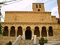 San Esteban de Gormaz - Iglesia de San Miguel, pórtico 7.jpg