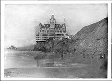 San Francisco S Cliff House Restaurant Ca 1900