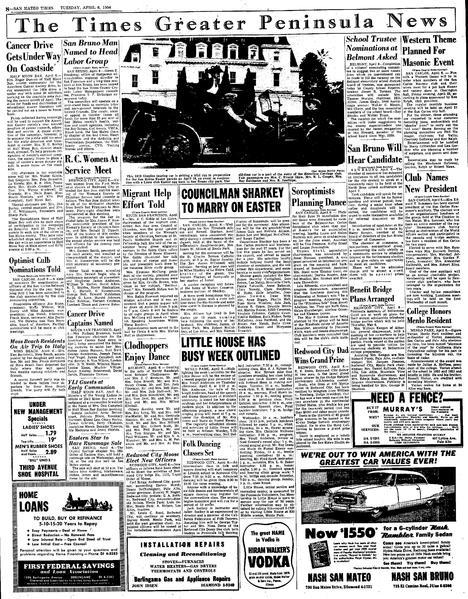 File:San Mateo Times April 6, 1954, page 8.pdf
