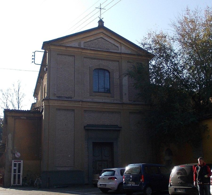 San Pietro d'Alcantara, Parma