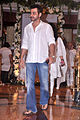 Sanjay Kapoor at Rajesh Khanna's prayer meet 44.jpg