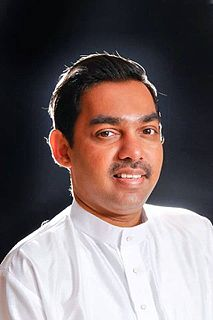 Sanjeeva Kaviratne Sri lankan politician