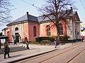 Sankt Johannes gamla kyrka (Hörsalen) i Norrköping, den 3 april 2008.jpg