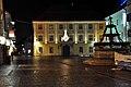 Sankt Veit Hauptplatz 28 Bezirkshauptmannschaft Vogelweide Brunnen 14122008 46.jpg