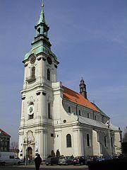 Sanktuarium �w. J�zefa w Kaliszu
