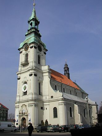 Kalisz - St. Joseph's Church in Kalisz.