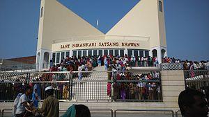 Sant Nirankari Mission - Sant Nirankari Samagam at Sant Nirankari Colony, New Delhi on 16 Nov 2014
