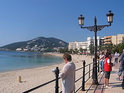 The Town of Santa Eulària des Riu