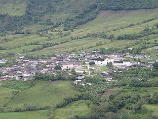 Santa Rosa, Cauca Municipality and town in Cauca Department, Colombia