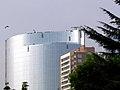 Santiago, Edificio nuevo en... (9202693359).jpg