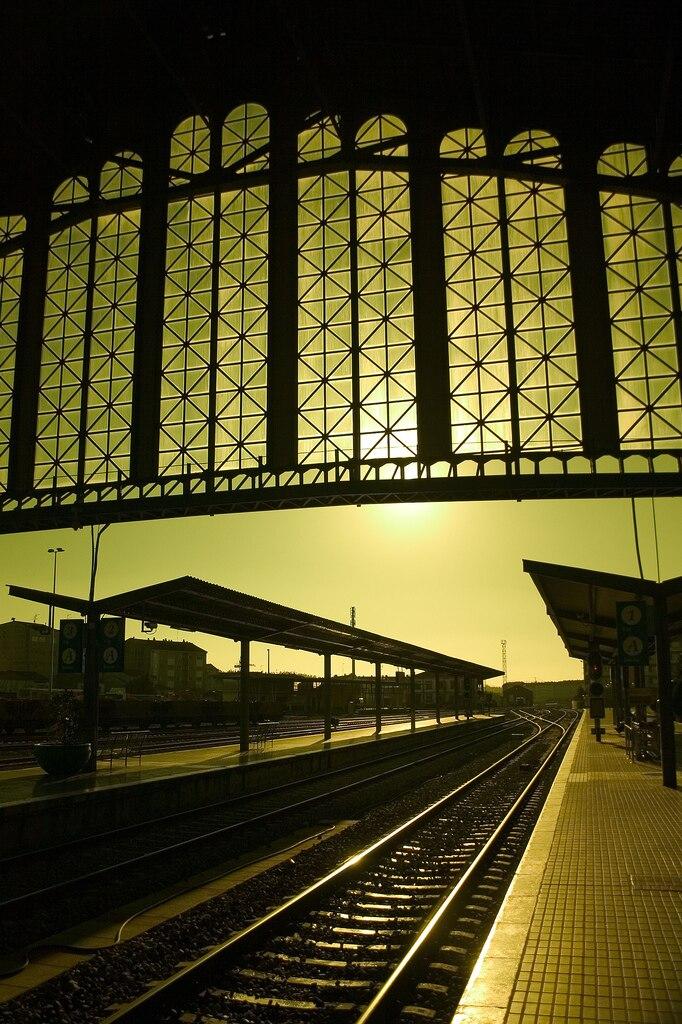 Santiago train station