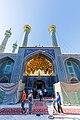 Santuario de Fátima bint Musa, Qom, Irán, 2016-09-19, DD 07.jpg