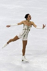 Sarah Meier at the 2010 Olympics.jpg
