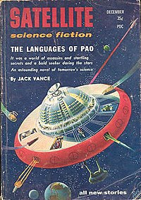 The Languages of Pao cover