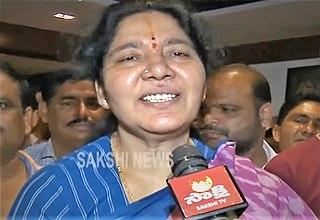 Satyavathi Rathod Indian politician