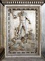 Scarpagnino, rilievi dell'arcone inferiore dello scalone della scuola grande di san rocco, ante 1555, nettuno.jpg
