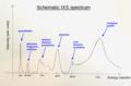 Schematic IXS spectrum.png