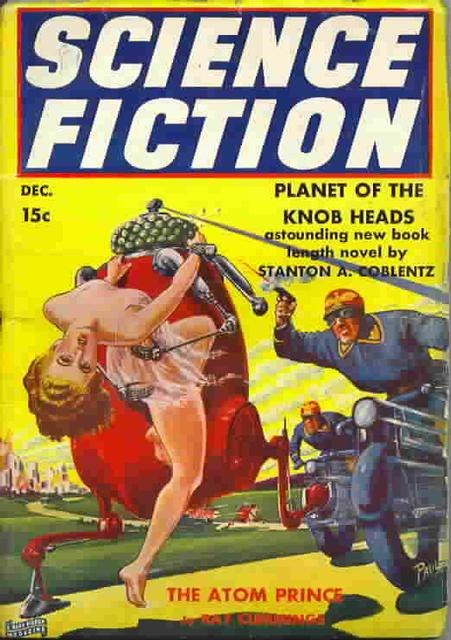 Science Fiction December 1939