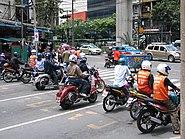 Scooters Bangkok