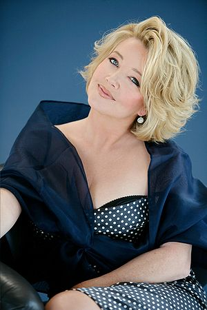 Melody Thomas Scott from The Young and the Res...