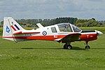 Scottish Aviation Bulldog 121 'XX636 Y' (G-CBFP) (40764355035).jpg