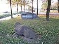 "Sculpture ""Werenfridus"" by Alphons ter Avest, Elst, Overbetuwe, the Netherlands.jpg"