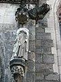 Sculpture at church in Nürnberg 3.JPG