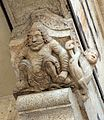Scuola dell'antelami, telamone, xiii secolo 02.jpg