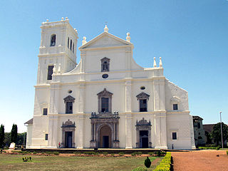 Churches and convents of Goa Indian World Heritage site