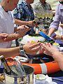 SeaDream II — Champagne & Caviar Splash™ BVI 2015-02-27 (detail).JPG
