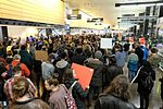 SeaTac Airport protest against immigration ban 05.jpg