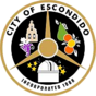 Escudo de Escondido