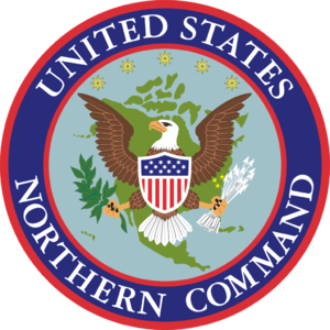 Unified combatant command - Image: Seal of the United States Northern Command