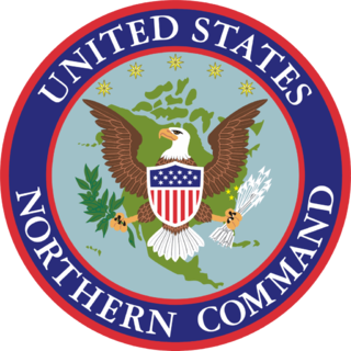 Unified combatant command of the United States Armed Forces responsible for the North American region